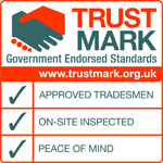 Tree maintenance are Trustmark approved