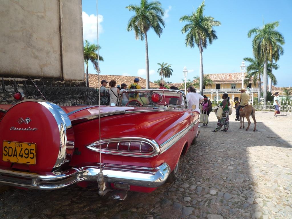 Trinidad, Cuba, April 2011
